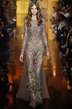 phame-monster:  Elie Saab Fall 2015 Couture