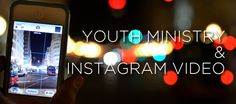 youth group video announcements #instagram #video #youthministry