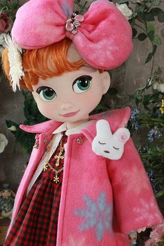 Doll Clothes / Disney Animator  Doll Anna                                                                                                                                                                                 More