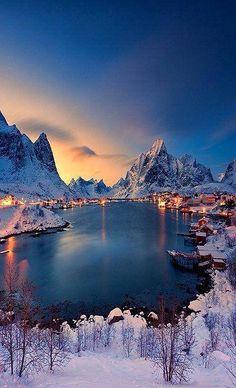 Norway. ENCANTADOR.