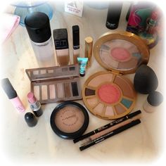 ♡Makeup of the Day♡ Benefit, Maybelline, BeautyBlender, Tarte, Urban Decay, Anastasia, Rimmel, M•A•C, NARS....♡♡