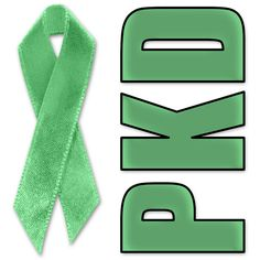 The mint green ribbon is for awareness of Polycystic Kidney Disease, we need to find a cure for this wretched disease which has taken the lives of so many of my close family members including my sisters and father. So, now ya know!