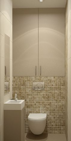 Wc Design, Toilet Design, House Design, Washroom Design, Kitchen And Bath Design, Small Toilet Room, Small Bathroom, Apartment Interior Design, Bathroom Interior Design