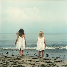 Summer dresses by the sea Keep your little angels looking sweet in these little summer dresses.  See You at the Top