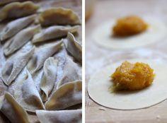 pumpkin dumplings — whats cooking good looking
