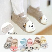 Buy 1 Pair Fashion Baby Girls Boys Cute Cartoon Non-slip Cotton Toddler Floor Socks Animal pattern First Walker Shoes for Newborns at www.babyliscious.com! Free shipping to 185 countries. 21 days money back guarantee. Baby Girl Socks, Girls Socks, Baby Boy, Baby Girls, Baby Cartoon, Cartoon Kids, 3d Cartoon, Non Slip Socks, Cheap Socks