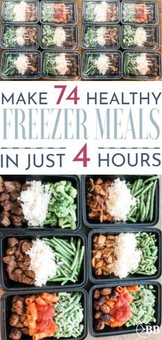 This is such a healthy meal plan to lose weight on a budget. This helped us do more clean eating for our family but has simple recipes making it easy for beginners. We made 2 w Healthy Frozen Meals, Healthy Meal Prep, Healthy Meal Planning, Healthy Food, Healthy Quick Meals Clean Eating, Healthy Family Meal Plans, Eating Healthy On A Budget For One, Healthy Premade Meals, Healthy Weight