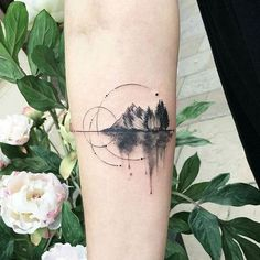 44 Inspirational Adventurous Tattoo Designs for Travel Addicts