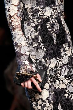 whore-for-couture:  Dolce and Gabbana AW14 RTW