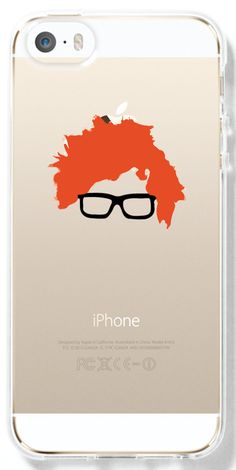 Ed Sheeran Doodle Transparent Interchangeable Phone Case
