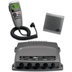 En Oferta con Descuento VHF 300i Garmin, ahora con precio rebajado, VHF 300i Garmin. El VHF Garmin 300Iestá equipado con un sistema de megafonía bidireccional de 30 vatios para comunicarse con otras embarcaciones o navegan, Nova Argonautica. Venta O