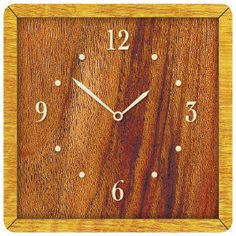 Step-by-step how to make a clock: Low-cost project just a matter of time