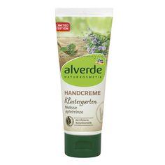 ALVERDE Natural Cosmetics Hand Cream Monastery Garden 75 ml | Get Some Beauty