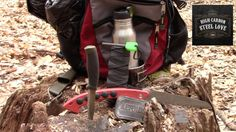 The Bushcraft Kit I Carried When I First Started - HighCarbonSteel Love