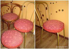 verschiedene Stühle - gleiche Polster Chair upholster, Re-Do,