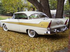 1956 Plymouth Fury Hardtop