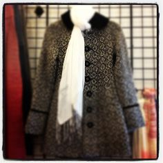 Pea Coat from Free People available at Six Fifteen Couture!