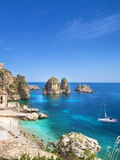 Najpiękniejsze plaże świata, fot. fotolia Sycylia, Włochy