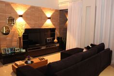 Projeto com TIJOLO APARENTE – Casa Pro