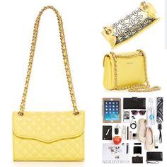 Discontinued Rebecca Minkoff Quilted Mini Affair Convertible Shoulder Bag   eBay