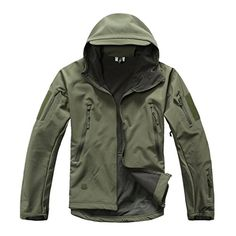Hiking Jackets Outdoor Men Soft Shell Tactical Jacket Winter Plus Size Waterproof Hiking Sport Coat Male Waterproof Army Combat Windbreaker