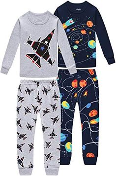 shelry Truck Boys Pajamas Toddler Sleepwear Clothes T Shirt Pants Set Kids Size Little Boy Fashion, Toddler Fashion, School Shirts, Boys Shirts, Boy Halloween Costumes, Toddler Halloween, Kids Nightwear, Boys Pajamas, Kids Pants