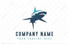 Logo for sale: Shark Logo
