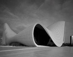 Heydar Aliyev Center, Baku, Azerbaijan. Amazing Architecture, Art And Architecture, Helene Binet, Importance Of Art, Salon Art, Zaha Hadid Architects, Dezeen, Museum Of Modern Art, Light And Shadow