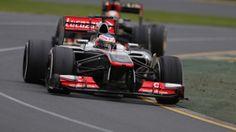 Jenson Button Wallpaper 2013