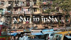 """A Day in India"" is a short film that abridges three weeks of travel, eating, and filming in India into one imaginary day. The film was created by Daniel Klein and Mirra Fine for their food documen..."