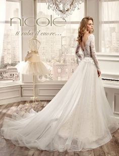 Different Styles Of Wedding Dresses. There are several designs of bridal gown, practically as many styles of wedding dresses as there are shapes of women. V Neck Wedding Dress, 2016 Wedding Dresses, Gorgeous Wedding Dress, Princess Style Wedding Dresses, Long Sleeve Wedding, Wedding Dress Styles, Bridal Dresses, Wedding Gowns, Dresses 2016