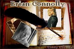 Tribute I made for Brian Connolly. 16/01/2014