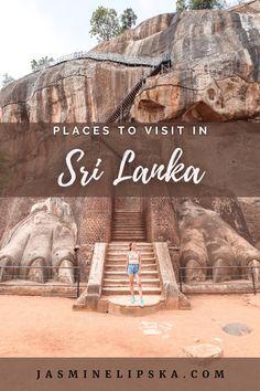 Travel Guide: My Trip To Sri Lanka • highlights of my trip to Sri Lanka • Sri Lanka group tour • Sri Lanka beaches • Sri Lanka waterfalls • Sri Lanka elephant safaris • Sri Lanka national parks • Sri Lanka food • & much more!