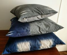 #shibori #hechoamano ,#handmade #almohadones #art #Guillermo #Palermo pillow
