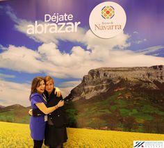 @achocarro y Ana Irurita de @hostnavarra bien abrazaditas en  #Navarra // #turismonavarra  ¿Conoces Nacedero Río Urederra Baquedano, ?     Más Información  #NacederoUrederra de #TurismoRural y del #TurismoNavarra    y #Navarra     http://www.casaruralnavarra-urbasaurederra.com/   http://www.nacederourederra-baquedano.tk  http://www.nacederourederra-baquedano.tk  http://navarraturismoynaturaleza.blogspot.com.es/