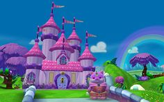 Amazing World: Ganz Studios' colorful browser MMO for kids