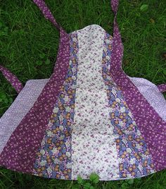 beautiful idea for an Apron