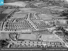 Knowsley Road, Ellison Drive, Gibbons Avenue,and the Knowsley Road Stadium, St Helens, 1934 Mulberry Avenue, Chisnall Avenue, Dodd Avenue etc. Click on pic to go to site and see more. Join to zoom and explore and contribute.
