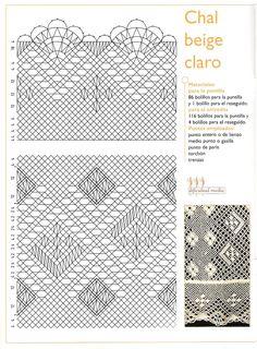 Archivo de álbumes Bobbin Lace Patterns, Lace Outfit, Clothes, Arizona, Victoria, Inspiration, Ideas, Lace Shawls, Crocheting