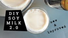 How To Make Soy Milk [ new & improved tutorial! ] | Mary's Test Kitchen