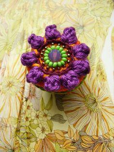 496 Besten Schmuck Häkeln Bilder Auf Pinterest Crochet Jewellery