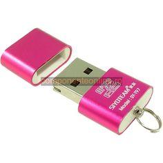Cititor de carduri micro SD - 124073 Multimedia, Ipod, Usb Flash Drive, Laptop, Ipods, Laptops, Usb Drive