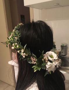 Art Floral, Crown, Jewelry, The Creation, Flower Art, Corona, Jewlery, Bijoux, Jewerly