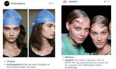 """The Problem With Baby Hairs, 'Urban' and the Fashion Industry~ examples of the word urban being used to rob African Americans of their culture. When a black mail wear a DO-RAG anywhere but in his house, he's labeled as """"thug"""" or """"hood"""" but now it's a fashion piece & Chanel is making a killing from some naive white girl thinking she's on to the """"next new thing"""". (abstract connection)"""