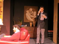 """A review of the theatrical play, """"God of Carnage"""""""