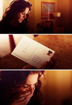 Postcard from Frost after his funeral ~ Rizzoli and Isles