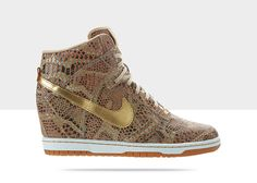 new arrival e89a4 70062 Nike Dunk Sky High YOTS QS Zapatillas - Mujer Nike Shoes 2014, All Nike  Shoes