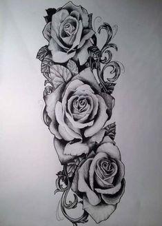 rose tattoo sleeve women roses tattoo men rose arm tattoo men women … Source by ilovemybailey Rose Tattoo On Arm, Rose Tattoos For Men, Tattoos For Women, Lotus Tattoo, Tattoo Arm, Tattoo Women, Orchid Tattoo, Rose Tattoo Ideas, Calf Tattoo Men