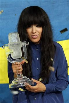 Eurovision Song Contest 2012 - Loreen - Sweden (''We're all winners!'')