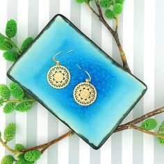Online Shopping For LAVISHY Unique And Beautiful Filigree Earrings – LAVISHY Boutique Filigree Earrings, Gold Plated Earrings, Pendant Earrings, Flower Earrings, Tech Accessories, Fashion Accessories, Fashion Jewelry, Gift Shops, Clothing Boutiques